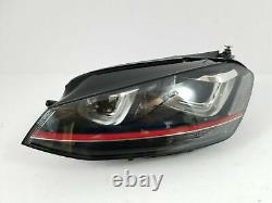 Vw Golf VII Gti Year From 2012- Xenon Headlights Front Left Front