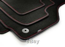 Vw Original Premium Floors Carpet Golf Gti 7 VII Pad With Lettering