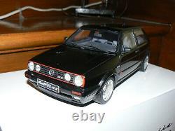 Vw Volkswagen Golf Gti 16s 1/18 118 Otto Ottomodels Ottomobile Boxed Box