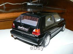 Vw Volkswagen Gti 16s 1/18 118 Otto Ottomodels Ottomobile Boxed Box
