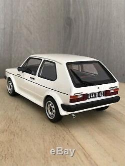 Vw Volkswagen Gti 16s Oettinger 1/18 Otto Ottomobile