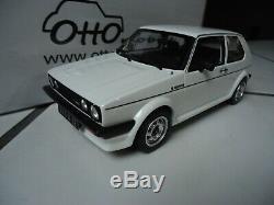 Vw Volkswagen Gti 16s Oettinger 1/18 Otto Ottomobile Ot043 3000ex