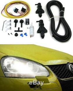 Washing Kit Lighthouse With Or Without Hella Xenon Hid Vw Volkswagen Golf VI 2.0 Gti 6 265c