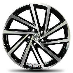 Wheels Vw Golf 7 VII 19-inch Aluminum Wheels Spielberg Gti R-line