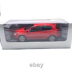 1/18 Norev Volkswagen Golf GTI Rouge Tornado Neuf En Boîte Livraison Domicile