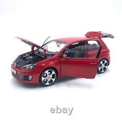 1/18 Norev Volkswagen Golf Gti Tornado Red 2009 Neuf Boîte Livraison Domicile