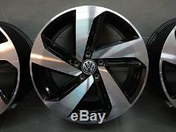 18 Pouces Original VW Golf 6 7 Vi VII Milton Keynes R-Line Gti Jantes