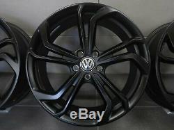 19 Pouces Original VW Golf VII 7 Gti R-Line Reifnitz 5g0601025eb 8j X 19 Et