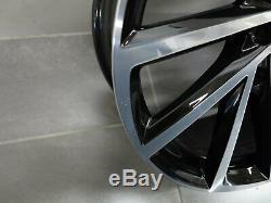 19 Pouces Vw Golf VII 7 R Gti GTD 5G Spielberg Jantes 5G0601025DB