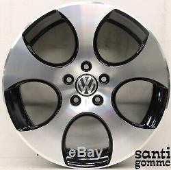4 Jantes en Alliage Volkswagen 18 Golf Gti Original Espéces Cave 1K0601025AH