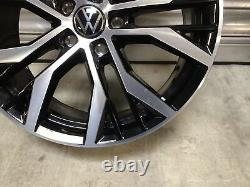 4x VW Golf 7 5G R GTI GTD 5G0601025AN Santiago Jantes Alu 7,5J 19 ET51 NEUF