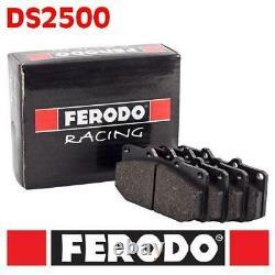 59A-FCP1641H BRAKE PADS FERODO RACING DS2500 VOLKSWAGEN Golf VI (5K1) 2.0 GTi