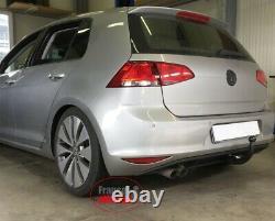 Attelage Volkswagen Golf 7 y compris GTD, GTi et R-Line (10/12-) RDSOV + faiscea