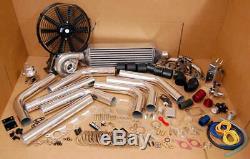Audi Volkswagen Rare Turbo Kit 1.8T A4 Tt Golf Gti 20v Turbocharger Paquet Neuf