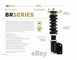 BC Racing Réglable Surcharges Kit Br Type Pour 06-10 Volkswagen Golf / Gti / Dti