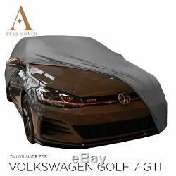 Bche De Protection Compatible Avec Volkswagen Golf 7 Gti Pour Intérieur Gris
