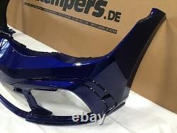 Bleu LD5K Pare-Chocs VW Golf 8 VIII (5H) Gti GTD R Ligne Des Paillassons