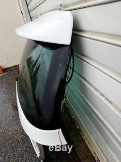 Capot arrière VW Golf 6 mk6 VI GTD GTI R becquet spoiler hayon malle coffre