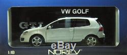 Golf Gti Vw Volkswagen 118 Norev