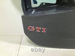 Gris LH7J Hayon / Hayon, Capot Arrière VW Golf VII (5G1, BQ1, BE1, BE2) 2.0 Gti Tcr