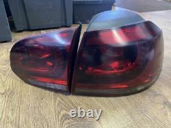Kit Feux LED Foncé Arrière VW Golf 6 GTi