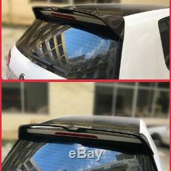 Lèvre Aileron Becquet Toit Brillant pour Volkswagen MK7 VII O Style Golf 7 GTI R