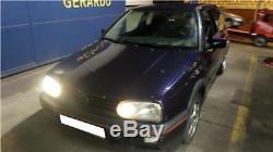 MOTEUR Volkswagen Golf III Berlina (1H1)(1991-) 2.0 GTI 2,0 Ltr. 85 kW
