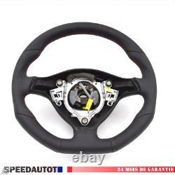 Mise au Point Aplati Volant en Cuir VW Golf 4 Bora Passat 3B Gti^^