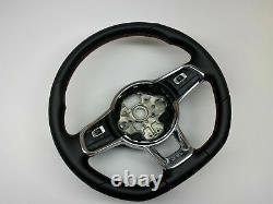 Multifonction Volant En Cuir DSG GTI Pour VW Jetta Golf Passat NOUVEAU