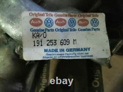 NOS BRAND NEW GENUINE VW GOLF MK2 GTI 8S End Silencer 191253609M