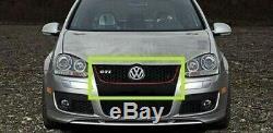 Neuf D'Origine Volkswagen Golf 5 Gti Pare-Choc avant Radiateur Grill