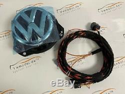 Neuf Original Volkswagen Golf VII 7 7,5 Gti R GTD High Recul avec Câble