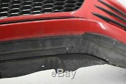 OEM VW Golf 7 MK7 Gti GTD Rouge avant Complet Pare-Choc Bordure Housse Pdc Fog