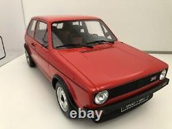 OTTOMOBILE 1/12 Volkswagen Golf Gti Mk1 G013