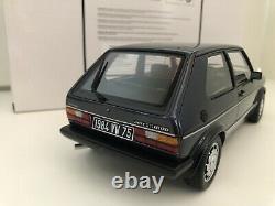 OTTOMOBILE 1/18 Volkswagen Golf 1 Gti 1800 Plus OT078