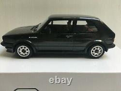OTTOMOBILE OT551 VW Golf I GTI 16s 1/18 Otto Voiture Miniature Collection