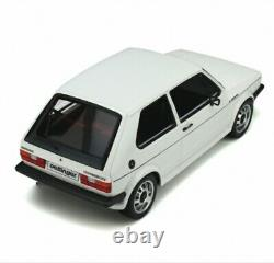 OTTOmobile 112 Volkswagen Golf 1 GTI 16S Oettinger Réf G059 999 Pcs Otto