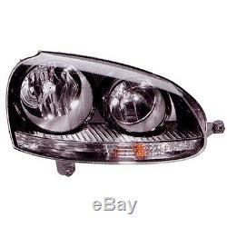 Optique avant droit Volkswagen Golf 5 GTI 12/2004 au 04/2009