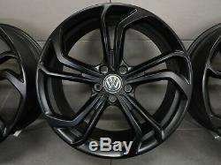 Original Jantes VW Golf VI 6 VII 7 Gti R 19 Pouces Reifnitz Jantes 5G0601025EB