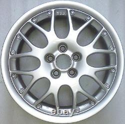 Original VW Alliage 6,5x16 ET42 1J Golf 4 Gti 1J0601025E Jubi Édition Cerchione