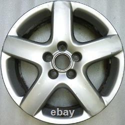 Original VW Alliage Zandvoort 7x17 ET54 Golf 5 1K0601025B Gti R32 GTD Jante