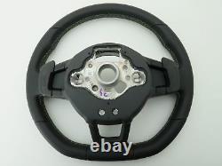 Original VW R Volant Interrupteur Swing en Cuir Multifonction Golf 7 R-Line Gti