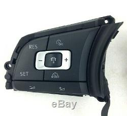 Origine VW Golf MK7 Mfsw Direction Roue Interrupteur 5G0959442N. Superbe! 9A