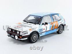 Otto Mobile 1/18 Volkswagen Golf Mk II Gti 16v Gr A Monte Carlo 1987 Ot852