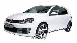 Pare Choc Avant Volkswagen Golf 6 / VI Gt Gti Gtd Capteurs Stationnement