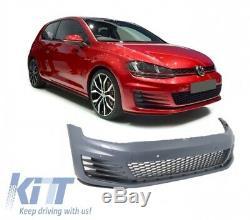 Pare-Chocs avant Volkswagen Pour VW Golf VII 7 5G1 13+ GTI Design avec Jupes La