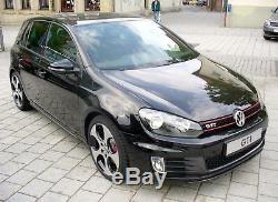 Pare-choc Avant Volkswagen Golf 6 VI GTI 2009 COMPLET DE PEINTURE
