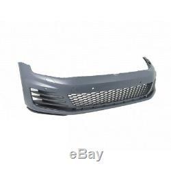 Pare choc avant Volkswagen VW Golf VII Golf 7 2013-up GTI Look KITT FBVWG7GTI