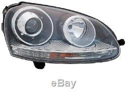 Phare droit xenon Volkswagen Golf 5 GTI 12/2004 au 04/2009