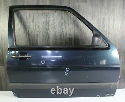 Porte avant Droite + VW Golf II 2 2/3-türig +1989-1992 + Porte Passager